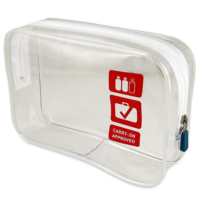 Flight 001 Carry On Clear Quart Bag Bed Bath Amp Beyond