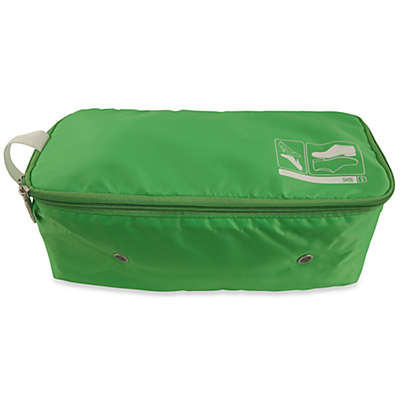 Flight 001 Spacepak Shoe Packing Sleeve in Green