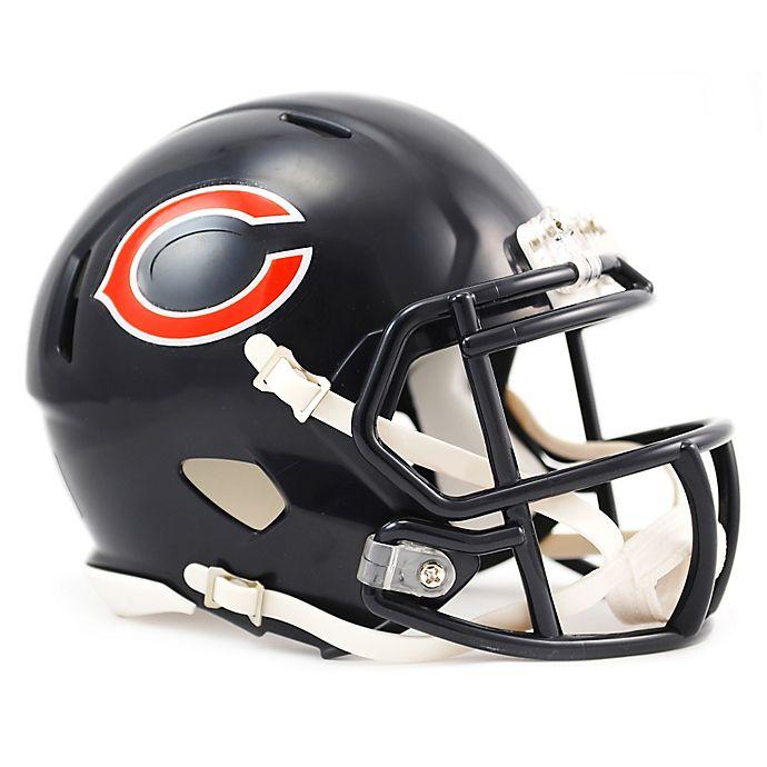 3e27fe9fb Riddell® NFL Chicago Bears Speed Mini Helmet