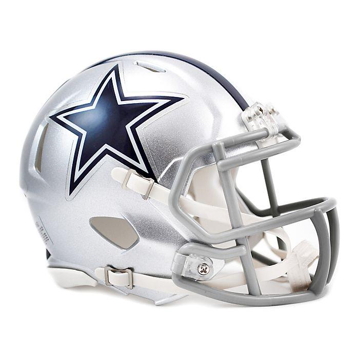 b02ea8b75 Riddell® NFL Dallas Cowboys Speed Mini Helmet | Bed Bath & Beyond