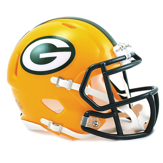 Riddell Nfl Green Bay Packers Speed Mini Helmet Bed Bath Beyond