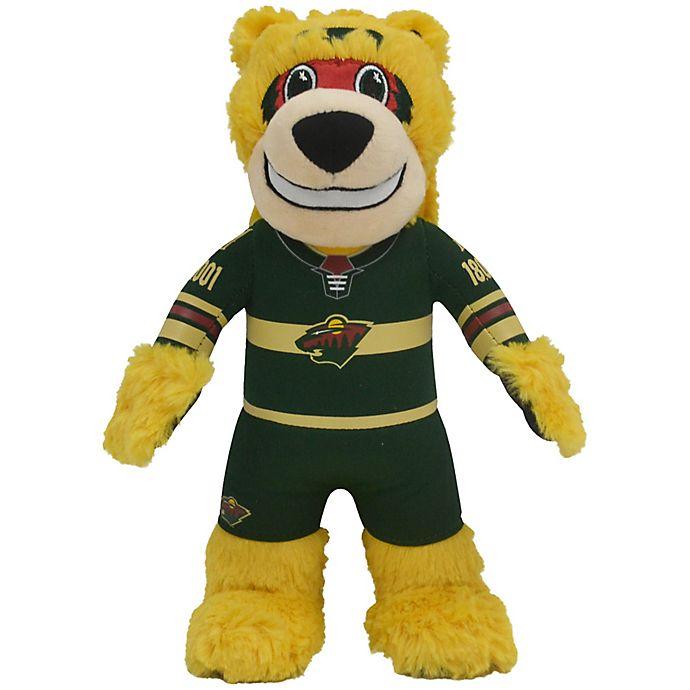 Alternate image 1 for Bleacher Creatures™ NHL Minnesota Wild Nordy Mascot Plush Figure