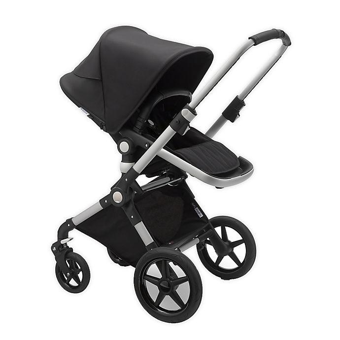 Alternate image 1 for Bugaboo Lynx Complete Stroller in Black