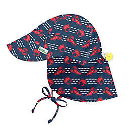 i play.® by green sprouts® Lobster Flap Sun Protection Hat in Navy