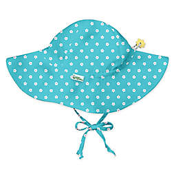 i play.® by green sprouts® Size 2T-4T Blossom Brim Sun Protection Hat in Aqua