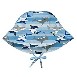 i play.® Shark Bucket Sun Protection Hat in Blue
