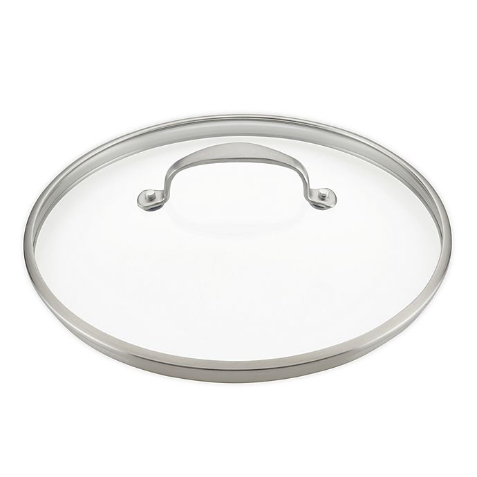 Alternate image 1 for Anolon® Allure Glass Cookware Lid