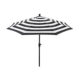 Destination Summer 9-Foot Tilting Patio Market Umbrella
