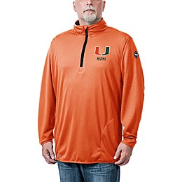 University of Miami Flow Q-Zip Jacket