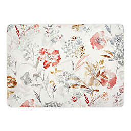 Floral Fields Laminated Placemats in Natural