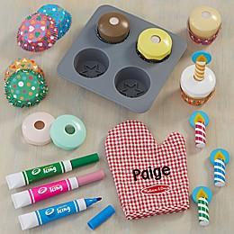 Melissa & Doug® Personalized Bake & Decorate Cupcake Set