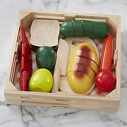 Melissa & Doug® Personalized Cutting Food Set