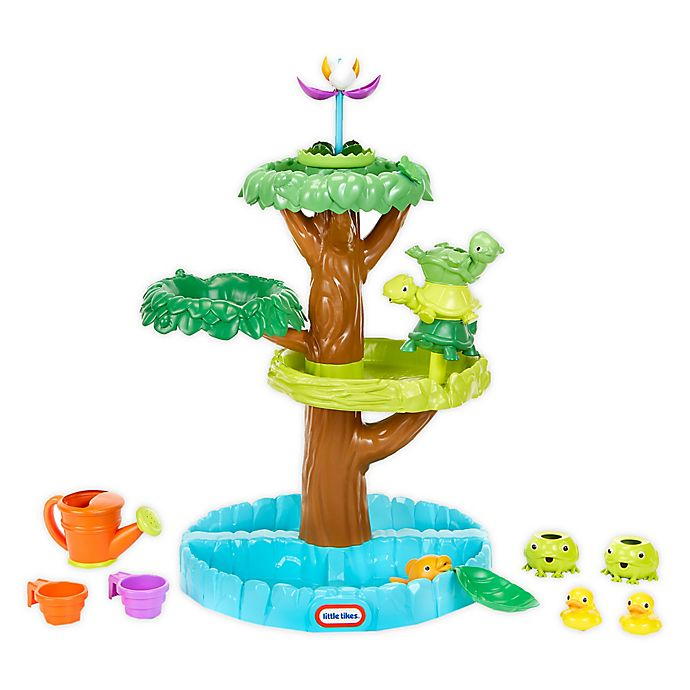 Alternate image 1 for Little Tikes® Magic Flower 12-Piece Water Table Set