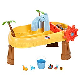 Little Tikes® Island Wavemaker 7-Piece Water Table Set