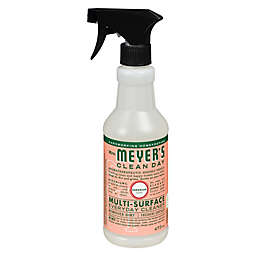 Mrs. Meyer's Clean Day Aromatherapeutic 16 oz. Multi-Surface Everyday Cleaner in Geranium