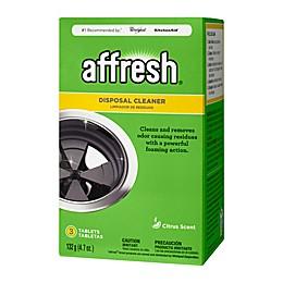 Affresh® 3-Pack Disposal Cleaner Tablets in Citrus