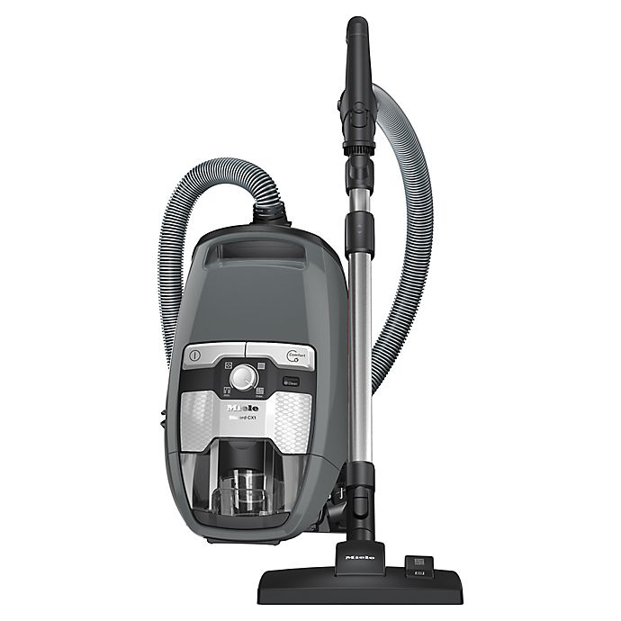 Alternate image 1 for Miele® Blizzard CX1 Pure Suction Bagless Canister Vacuum in Graphite Grey