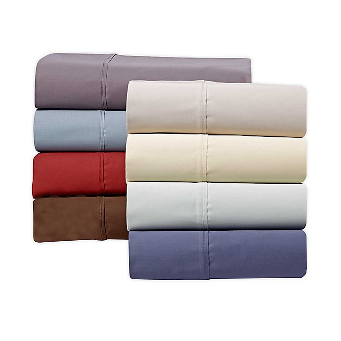 Alternate image 1 for Wamsutta® 625-Thread-Count PimaCott®  Sheet Set