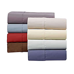 Wamsutta® Dream Zone® PimaCott® Solid 625-Thread-Count Queen Sheet Set in White