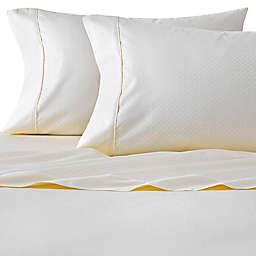 Wamsutta® PimaCott® Solid 625-Thread-Count King Pillowcase Set in Rust