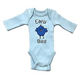 Sara Kety® Preemie Blue Bird Bodysuit