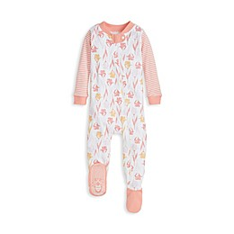 Burt's Bees Baby® Tulip Festival Toddler Organic Cotton Sleep 'N Play in Peach