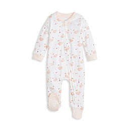 Burt's Bees Baby® Graceful Swan Organic Cotton Sleep 'N Play in Dawn