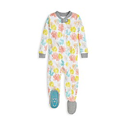 Burt's Bees Baby® Painted Spring Toddler Organic Cotton Sleep 'N Play in Peach