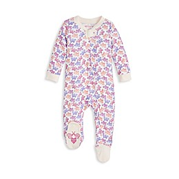 Burt's Bees Baby® Butterfly Fiesta Organic Cotton Sleep and Play in Pink/Purple
