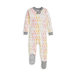 Burt's Bees Baby® Brilliant Diamond Organic Cotton Toddler Sleeper in Peach
