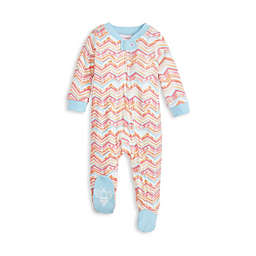 Burt's Bees Baby® Newborn Melted Chevron Organic Cotton Sleep and Play