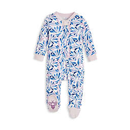 Burt's Bees Baby® Watercolor Dreams Organic Cotton Sleep and Play in Lilac