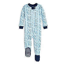 Burt's Bees Baby® Rocky Path Organic Cotton Sleep and Play in Blue
