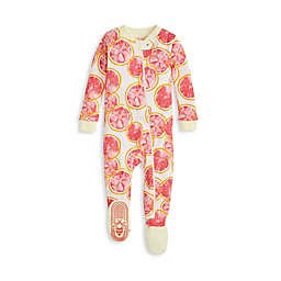 Burt's Bees Baby® Grapefruit Organic Cotton Toddler Sleep and Play in Red/Orange