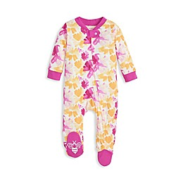 Burt's Bees Baby® Full Bloom Organic Cotton Sleep and Play in Pink Begonia