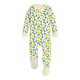 Burt's Bees Baby® Lemons Organic Cotton Toddler Sleep and Play in Pear