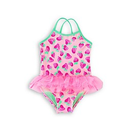 Wowease™ Strawberry Toddler Swimsuit