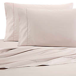Wamsutta® PimaCott 525-Thread-Count Wrinkle Resistant Standard Pillowcase Pair in Khaki
