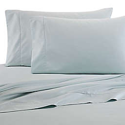 Wamsutta® 525-Thread-Count PimaCott® Wrinkle Resistant Twin Flat Sheet in Mint