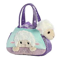 Aurora World® Fancy Pals Peek-a-Boo Lamb 2-Piece Plush Toy Set in Purple/Blue