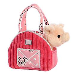 Aurora World® Fancy Pals Barn Pig 2-Piece Plush Toy Set in Pink