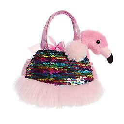 Aurora World® Fancy Pals Shimmers Flamingo 2-Piece Plush Toy Set in Pink/Multi