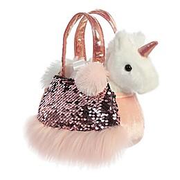 Aurora World® Fancy Pals Shimmers Unicorn 2-Piece Plush Toy Set