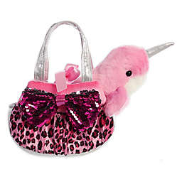 Aurora World® Shimmers Plush with Carrier