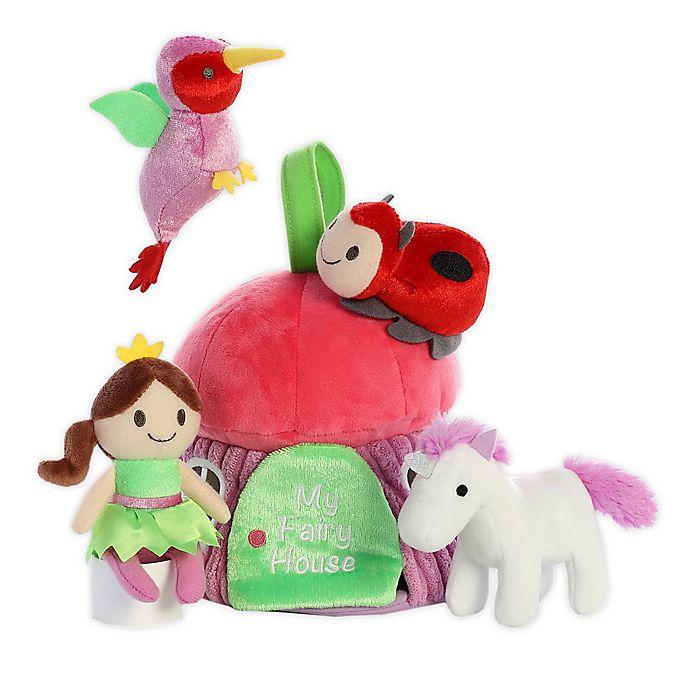 Alternate image 1 for Aurora World® My Fairy House 5-Piece Plush Toy Set