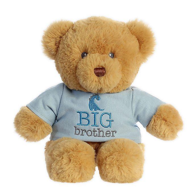 Alternate image 1 for Aurora World® Big Brother Teddy Bear Plush Toy