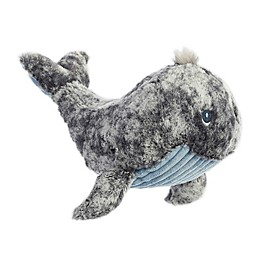 Aurora World® Wyatt the Whale Plush Toy in Grey