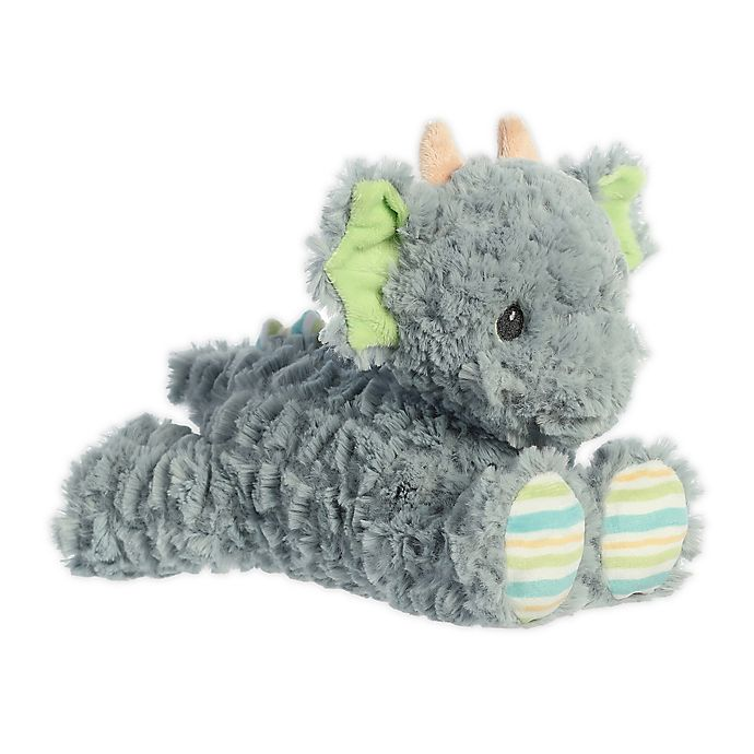 Alternate image 1 for Aurora World® Skylar the Magical Dragon Plush Toy in Grey