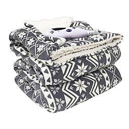 Biddeford™ Blankets MicroPlush Electric Throw Blanket
