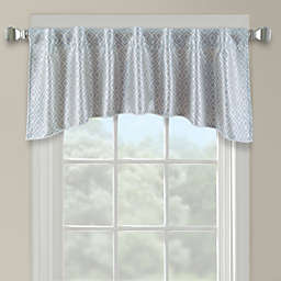 Lancaster Embroidered Arch Scallop Valance